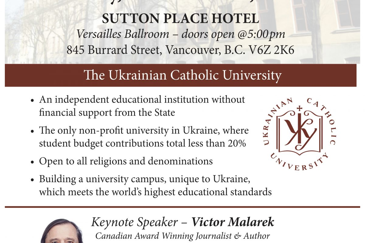 New Generation for a New Ukraine, Vancouver 11 November 2016
