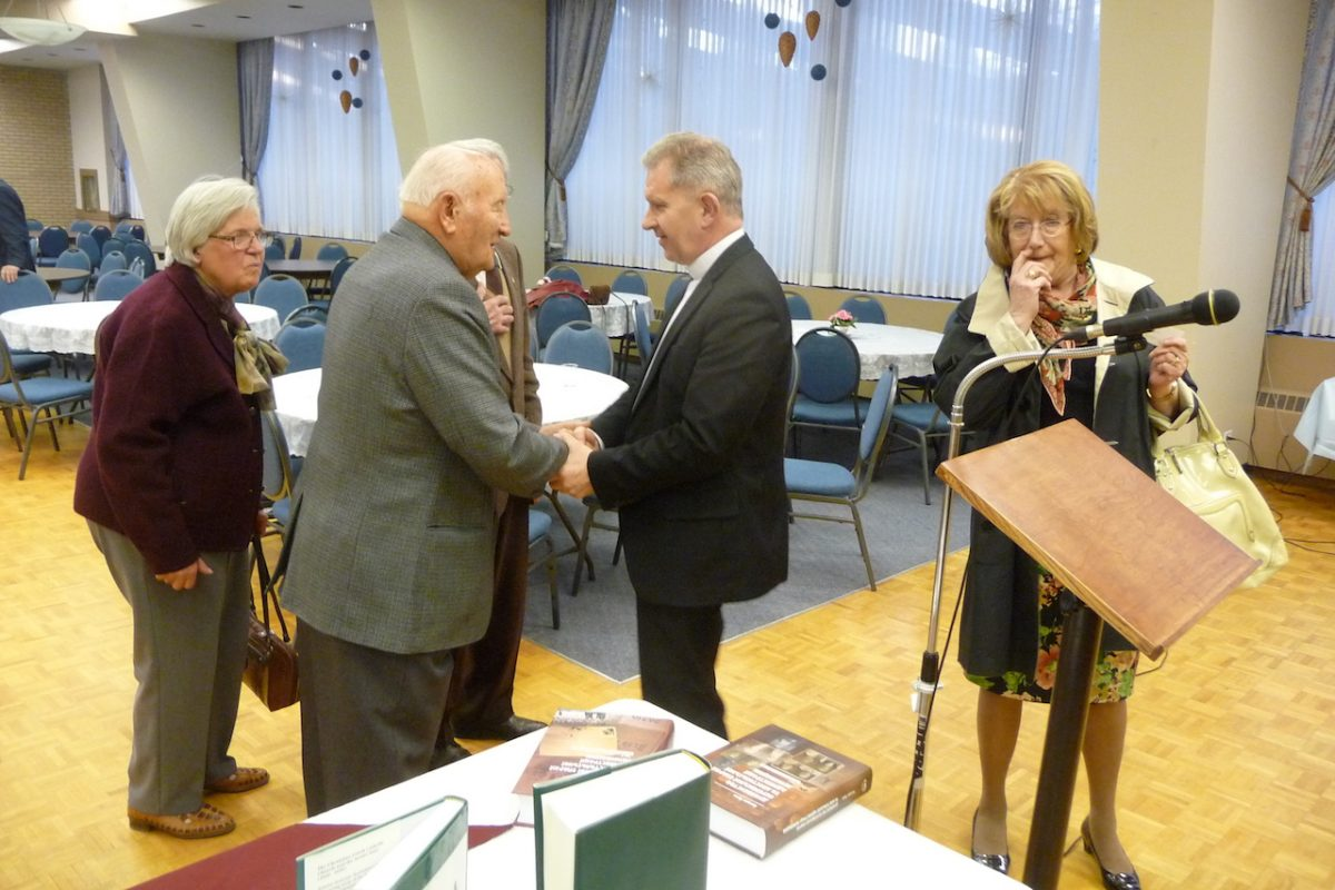 Fr Prach Book Launch in Edmonton 30 April 2015