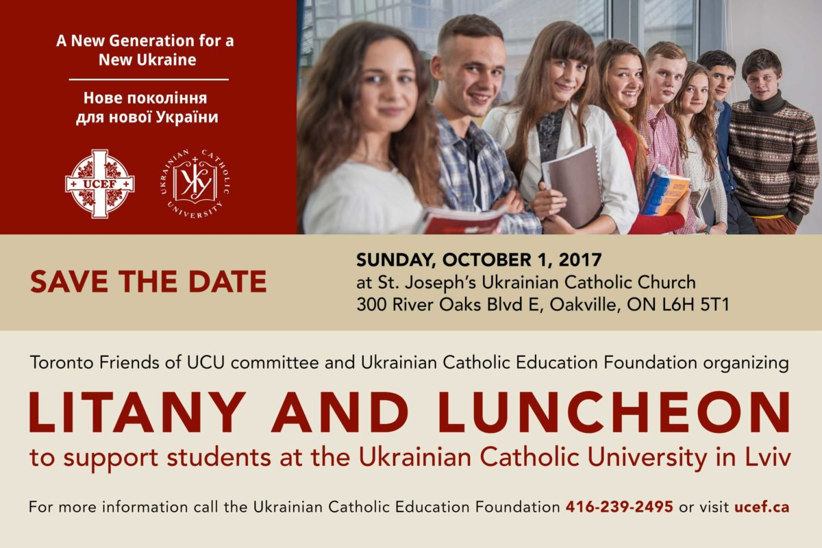 Litany and Luncheon