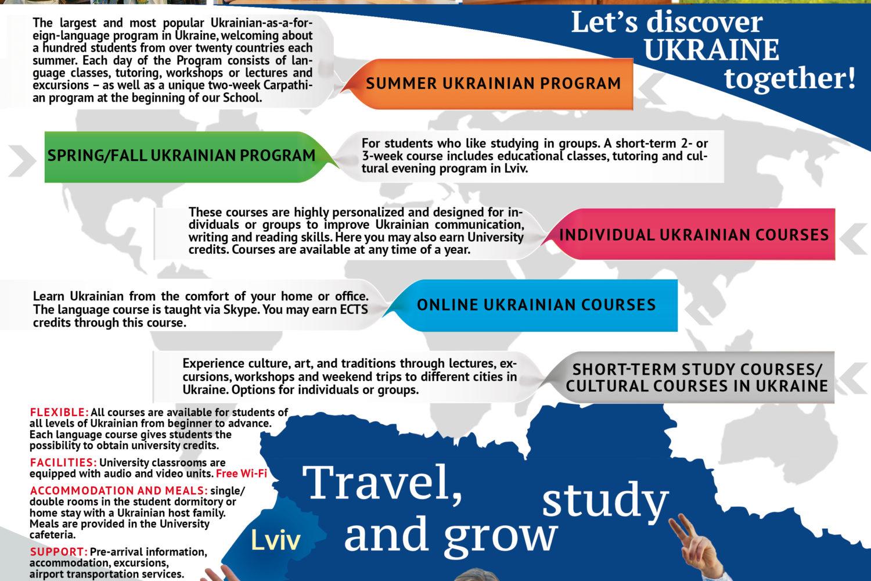 Summer Ukrainian Program