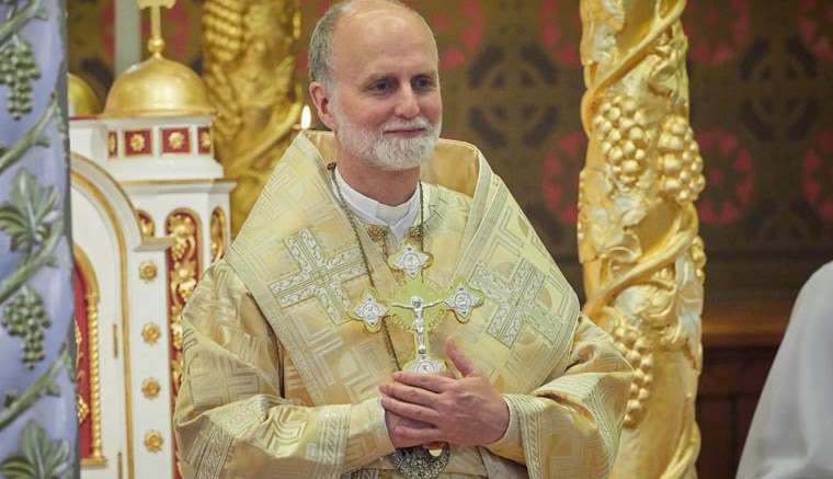 Bishop Borys Gudziak appointed as Metropolitan and Archbishop of the Ukrainian Catholic Archeparchy of Philadelphia