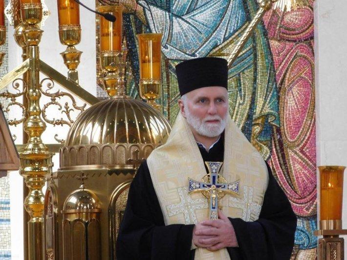 «Там, де я є, я стараюся служити людям до кінця», — владика Борис Ґудзяк у Філадельфії