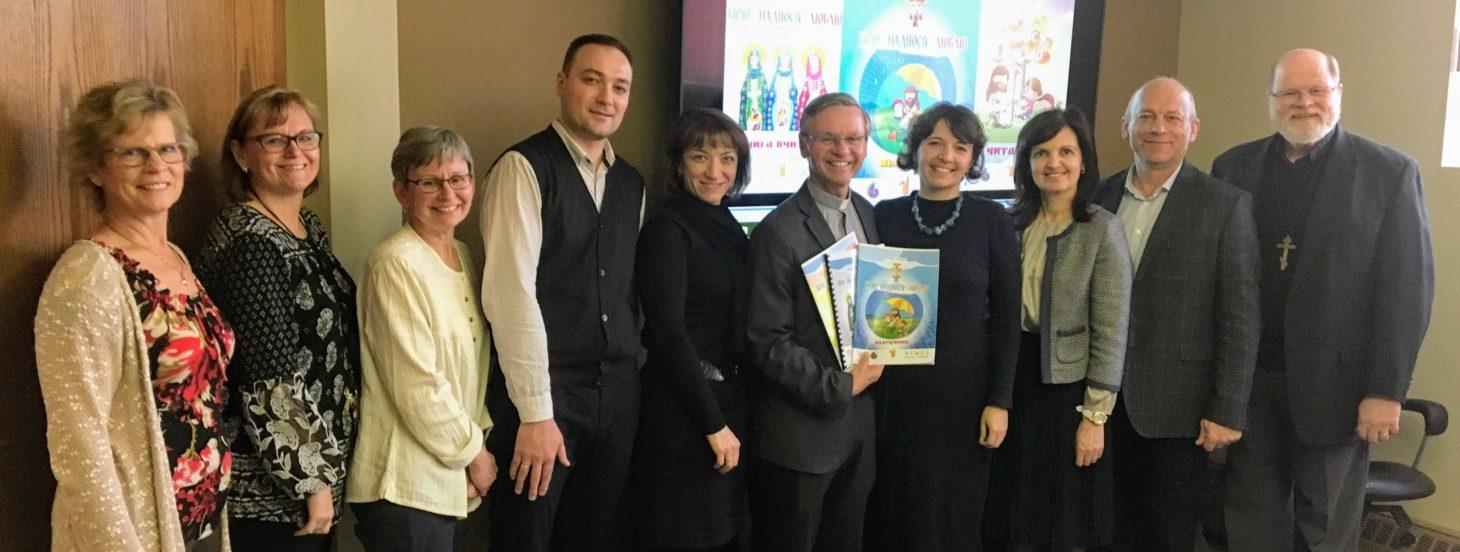 Візит викладачів Школи української мови та культури УКУ до Канади.