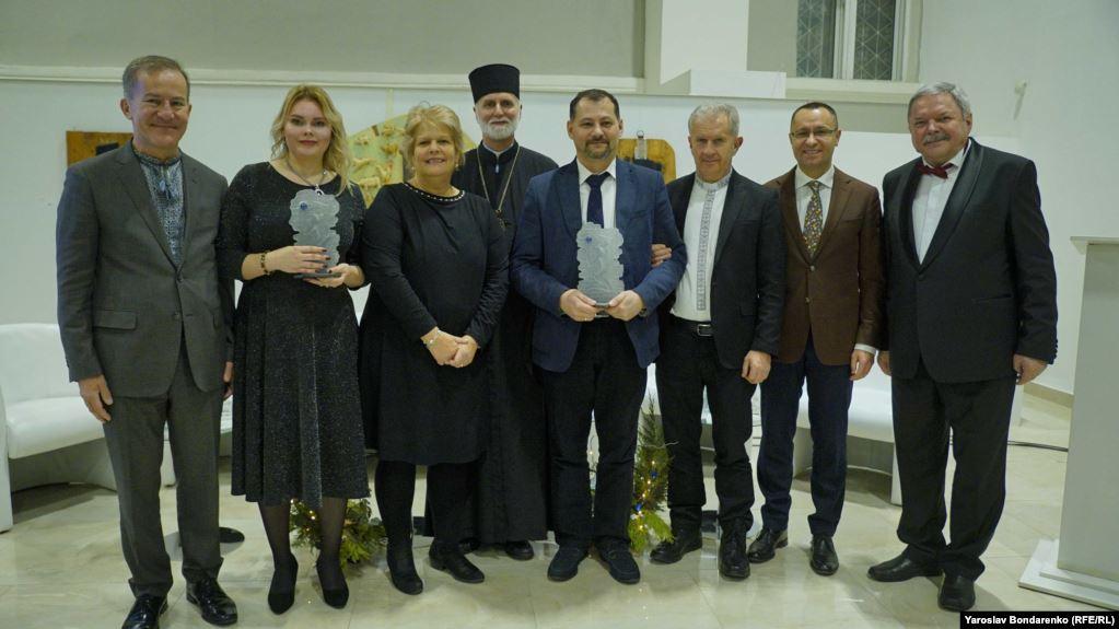 «Світло справедливості»: лауреатами премії стали активісти Карабчук та Мельник-Пашковська